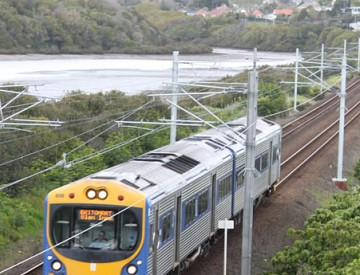 Auckland Kiwirail - Electrification Project