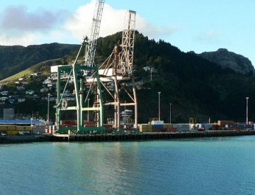 Lyttleton Port Reinstatement and Redevelopment
